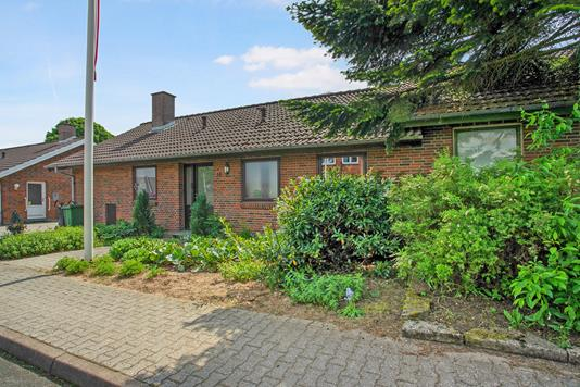 Villa på Nørrevænget i Holsted - Ejendommen