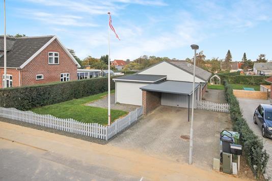 Villa på Frederiksberggade i Holsted - Ejendom 1