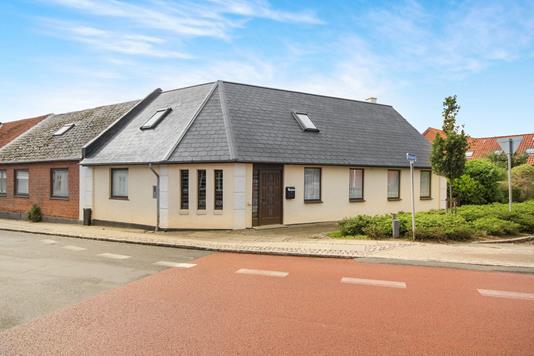 Rækkehus på Nørregade i Holsted - Ejendom 1
