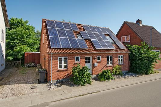Villa på Møllegade i Holsted - Andet
