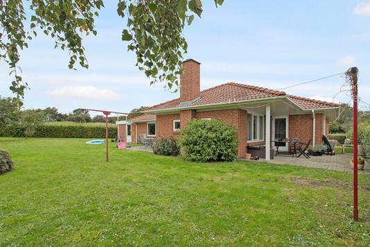 Villa på Vestervang i Føvling - Ejendom 1