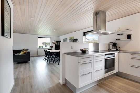 Villa på Hættemågevej i Viborg - Køkken