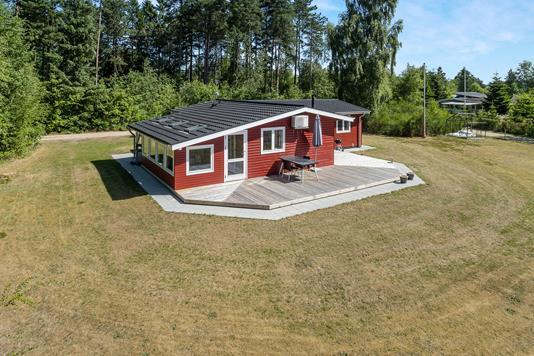 Villa på Sandkrogen i Højslev - Ejendom 1