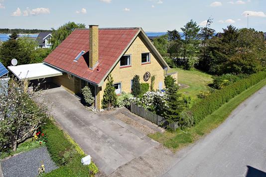 Villa på Sundvej i Skals - Ejendommen