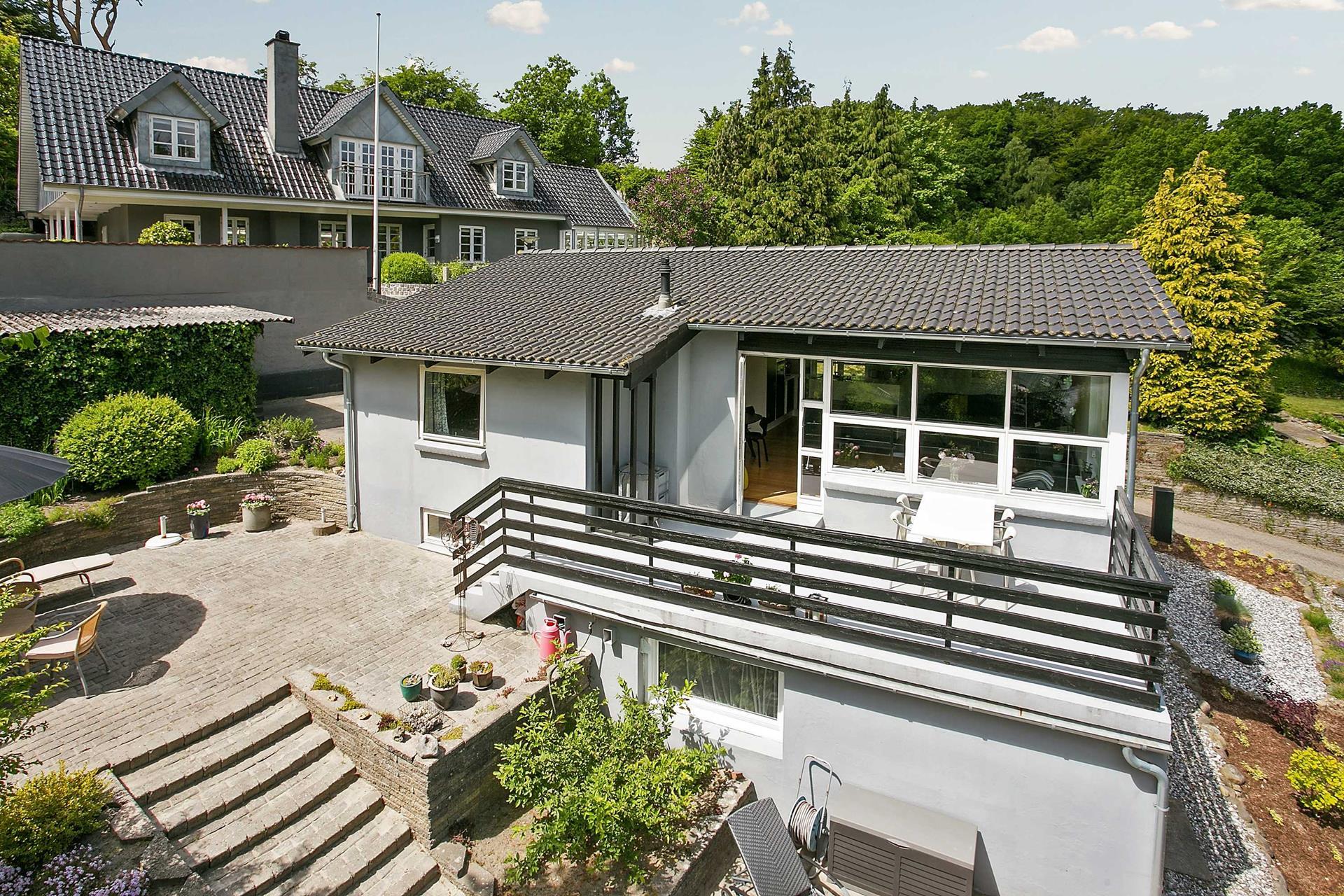 Villa på Selsbjergvej i Vejle Øst - Ejendommen