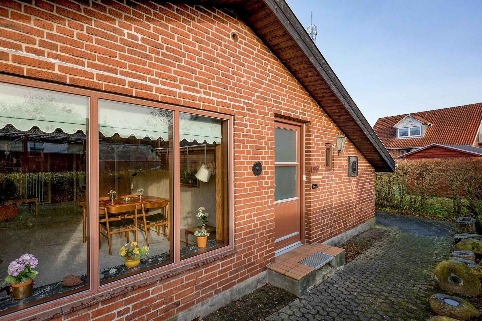 Villa på Egernvej i Vejle - Ejendommen