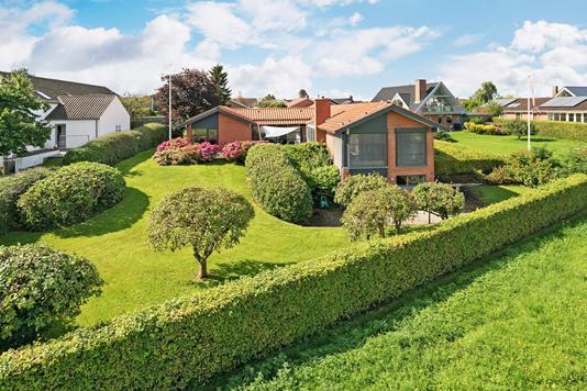 Villa på Nederager i Vejle Øst - Ejendommen
