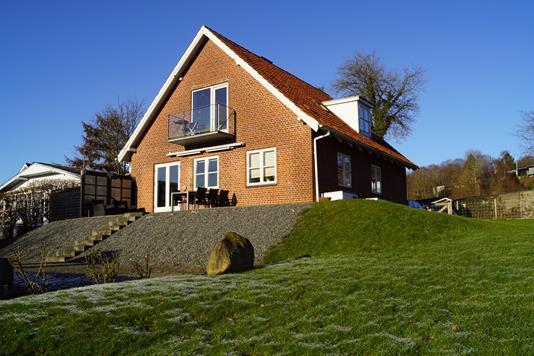 Villa på Viemosevej i Vejle Øst - Ejendommen