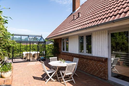 Villa på Bredager i Vejle Øst - Ejendommen