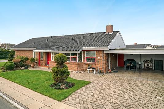 Villa på Klokkeager i Vejle Øst - Ejendommen