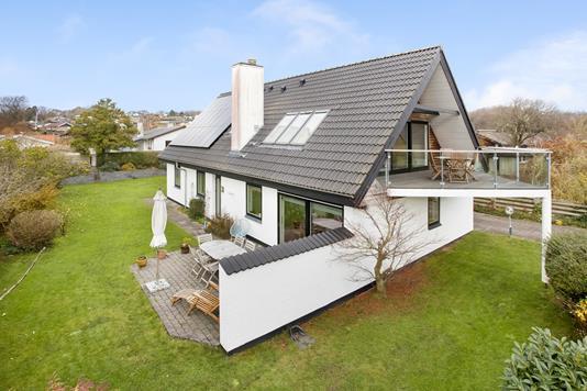 Villa på Solvej i Vejle Øst - Ejendommen