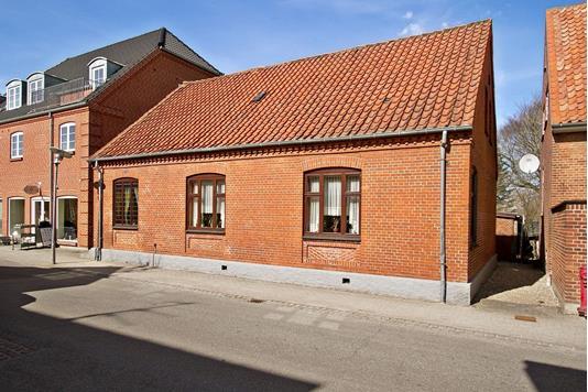 Villa på Vestergade i Stoholm Jyll - Andet