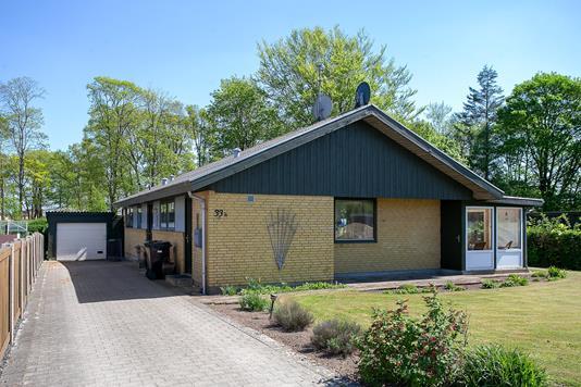 Villa på Søndergade i Stoholm Jyll - Ejendommen
