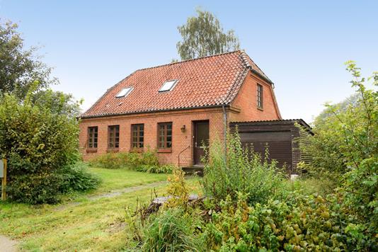 Villa på Dåsbjergvej i Skive - Ejendommen