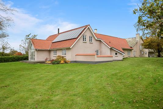 Villa på Tastumvej i Stoholm Jyll - Andet