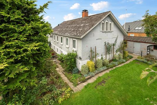 Villa på Åløkken i Skive - Ejendommen