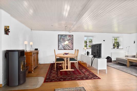 Villa på Kronen i Gistrup - Stue