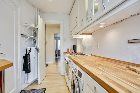 Ejerlejlighed på Ryesgade i Aalborg - Køkken