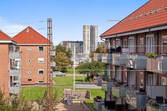 Ejerlejlighed på Kastetvej i Aalborg - Facade