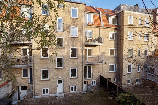 Ejerlejlighed på Herluf Trolles Gade i Aalborg - Facade