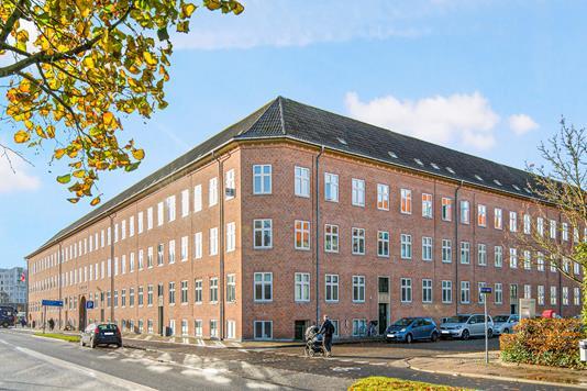 Andelsbolig på Kærvang i Aalborg - Ejendommen