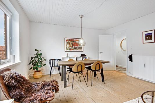 Ejerlejlighed på Herluf Trolles Gade i Aalborg - Stue