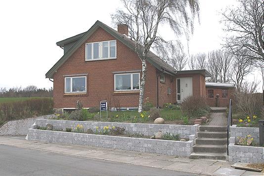 Villa på Klarupvej i Tårs - Ejendommen