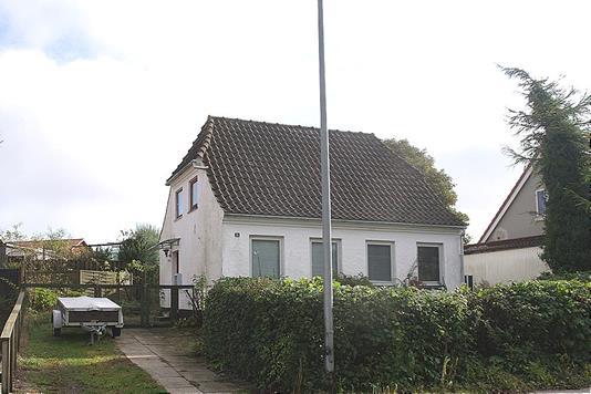 Villa på Trangetvej i Tårs - Facade