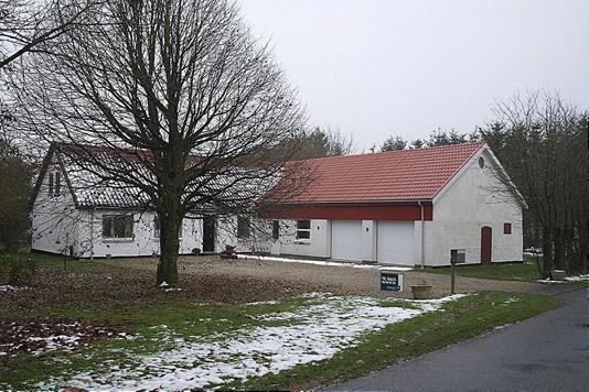 Landejendom på Åsmarkvej i Tårs - Andet