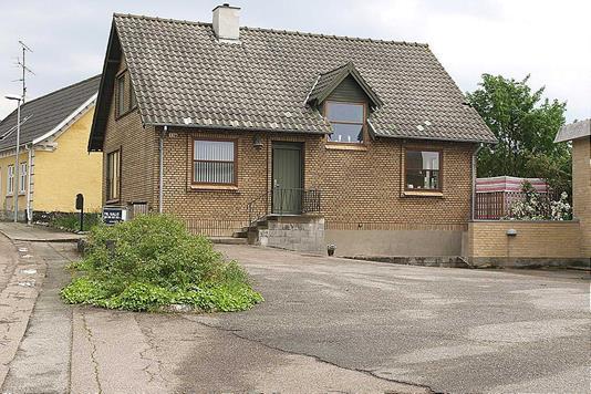 Villa på Morildvej i Tårs - Facade