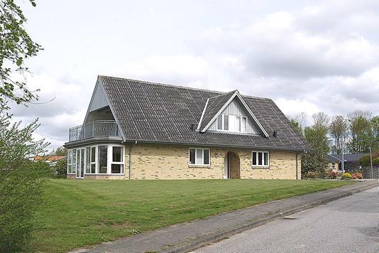 Villa på Damly i Tårs - Facade