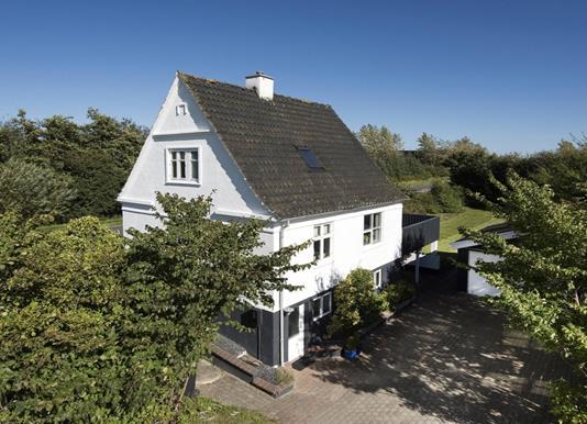 Villa på Sæbyvej i Tårs - Ejendommen