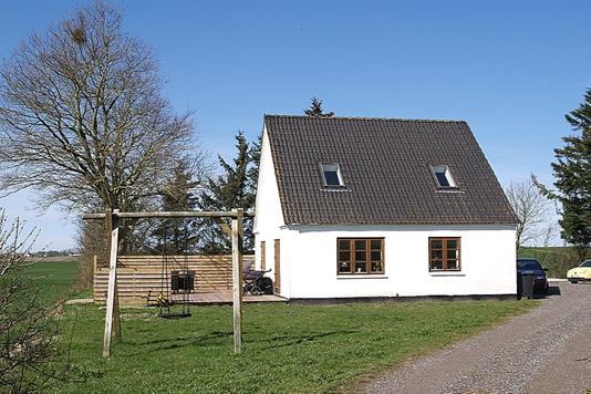 Villa på Terpetvej i Tårs - Facade