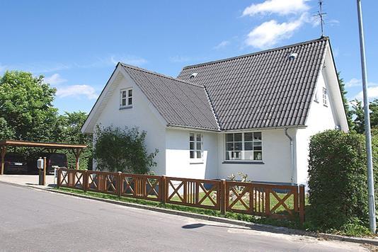 Villa på Tolnevej i Sindal - Facade