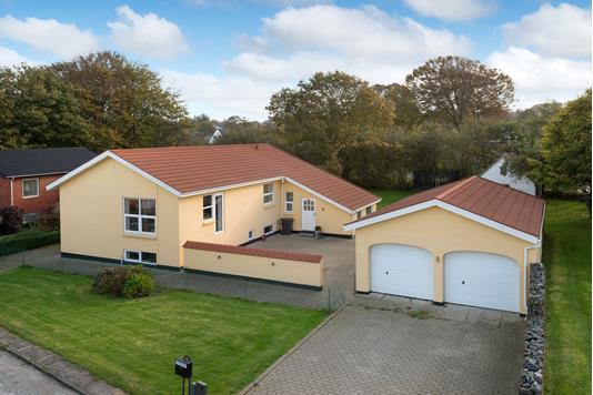 Villa på Bettevej i Tårs - Andet