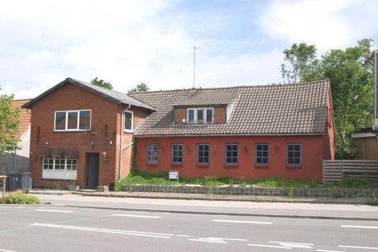 Villa på Bredgade i Tårs - Andet