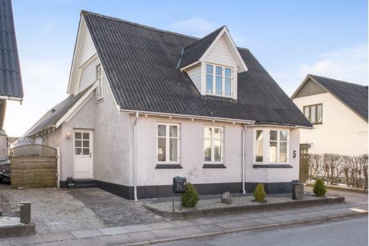 Villa på Erantisvej i Østervrå - Andet
