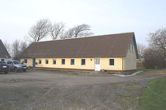 Landejendom på Sæby Landevej i Tårs - Andet
