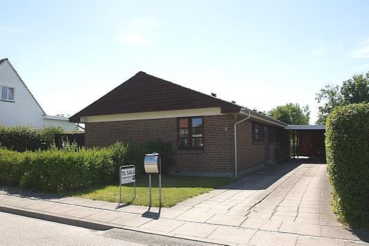 Villa på Kolonihavevej i Østervrå - Andet