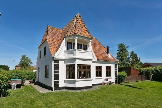 Villa på Korsvej i Tårs - Ejendommen