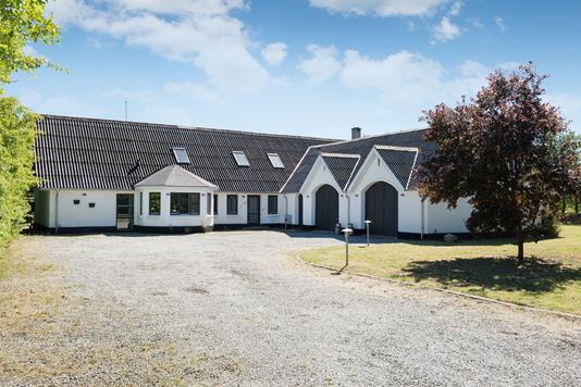 Villa på Bindslevvej i Sindal - Ejendommen