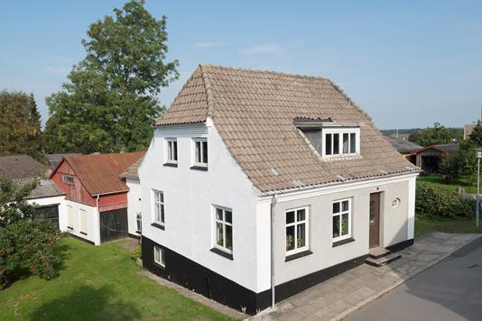 Villa på Paxvej i Tårs - Ejendommen