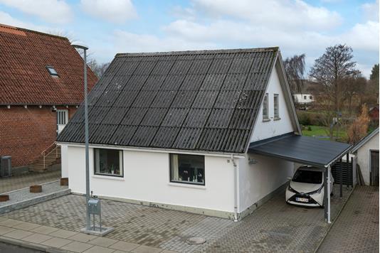 Villa på Nygårdsvej i Sindal - Ejendommen