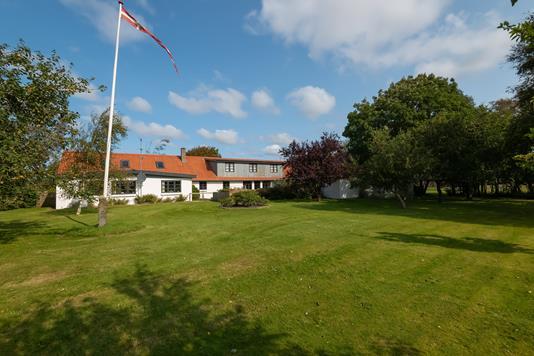 Landejendom på Ålborgvej i Hjørring - Have