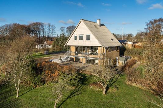 Villa på Arkonavej i Jerslev J - Ejendommen