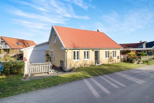 Villa på Dagstrupvej i Mørke - Ejendommen