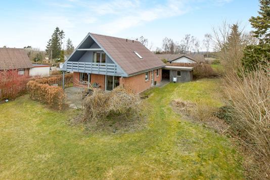 Villa på Stejlbjerg i Hornslet - Ejendom 1