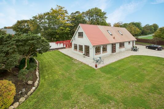 Villa på Borupvej i Hornslet - Ejendom 1