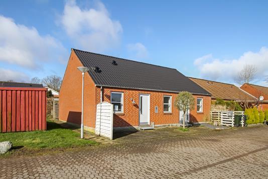 Villa på Torngårdsparken i Hornslet - Ejendommen