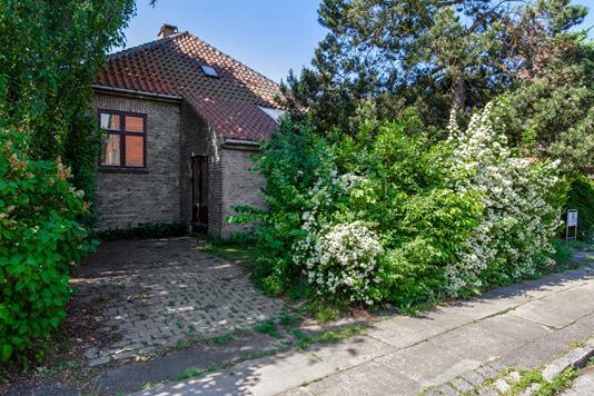 Villa på Kilholmvej i Vanløse - Ejendommen